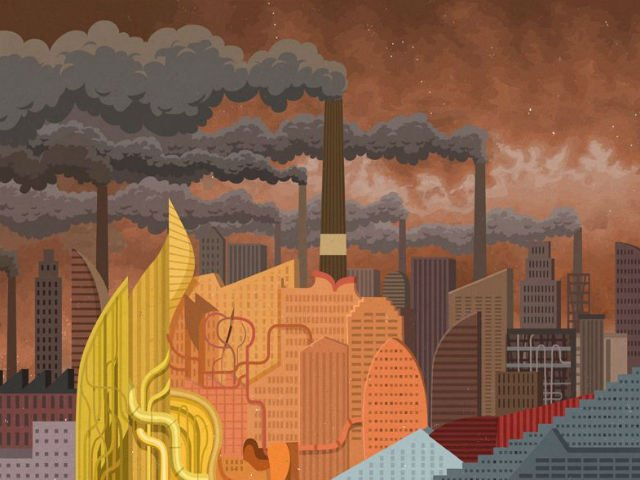 10 ilustratii dureroase despre problemele societatii in care traim