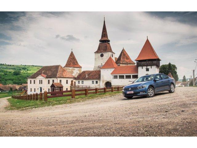 Un german in Transilvania: aglomerata Sighisoara, biserica armeneasca in paragina si mirificul Biertan