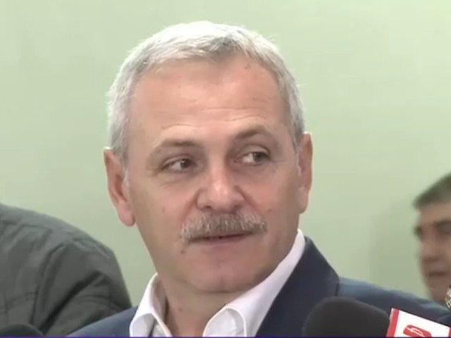 Liviu Dragnea: Ii urez succes lui Iohannis in SUA; il asigur ca nu se va intampla nimic in tara cat este plecat