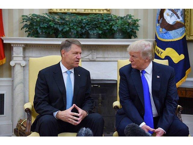 Trump: Romania a fost un membru pretios al coalitiei impotriva terorismului