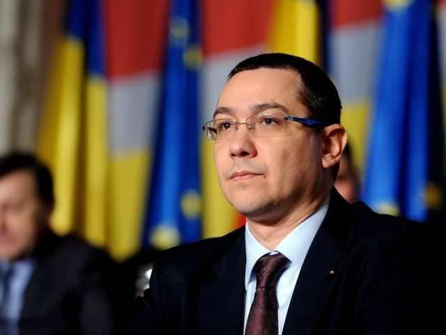 Ponta: Nu credeam sa mai traim in Romania situatia in care conducerea unui partid isi saboteaza propriul Guvern