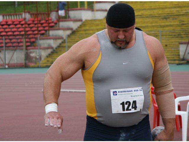 Fostul multiplu campion de atletism Gheorghe Guset a incetat din viata