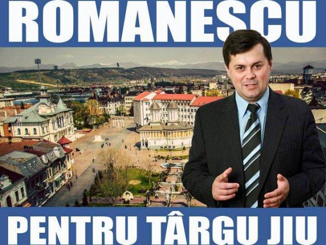 PSD pierde primaria din Targu Jiu, pentru prima data dupa 17 ani