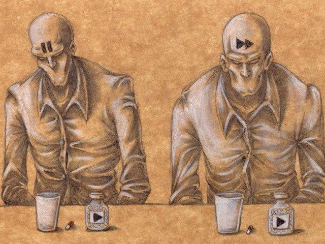 19 ilustratii ce reflecta problemele societatii moderne