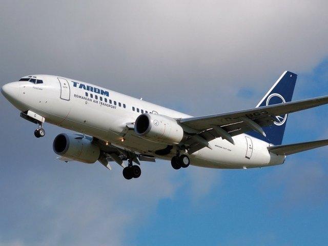 Un avion Tarom de pe ruta Bruxelles-Bucuresti s-a intors din zbor din cauza unor probleme tehnice