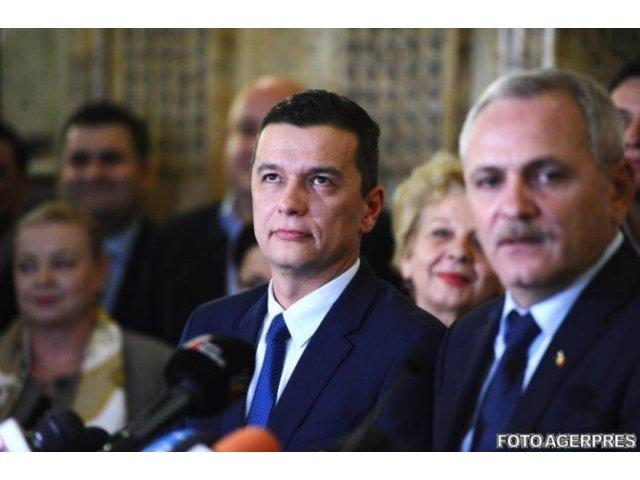 ULTIMA ORA - Toti ministrii PSD au demisionat. Grindeanu nu a demisionat