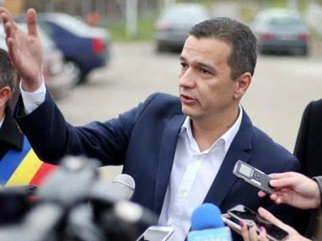 Manifestatie de sustinere pentru premierul Sorin Grindeanu in Piata Victoriei