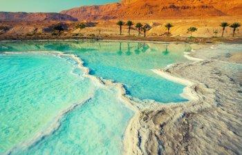 6 curiozitati despre Marea Moarta care te vor pune pe ganduri