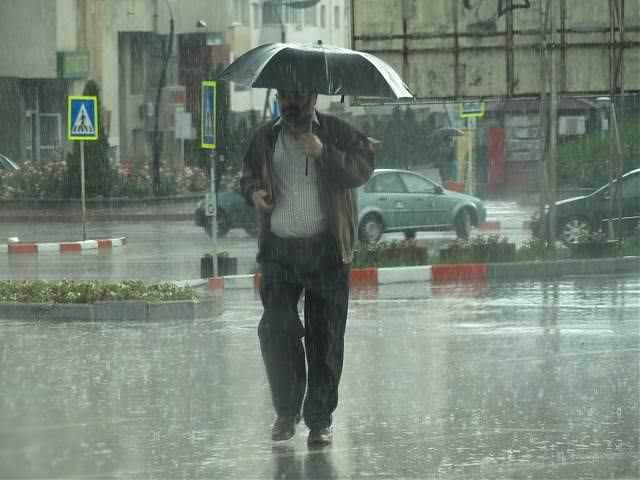 Prognoza meteo: cod galben de ploi in 23 de judete
