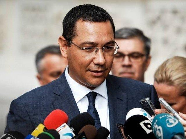 Ponta, numit secretar general al Guvernului; atributiile lui Busuioc au fost delegate