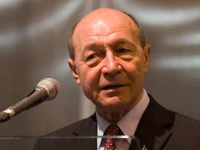 Traian Basescu: Niciun partid nu trebuie sa fie in sala la citirea motiunii de cenzura