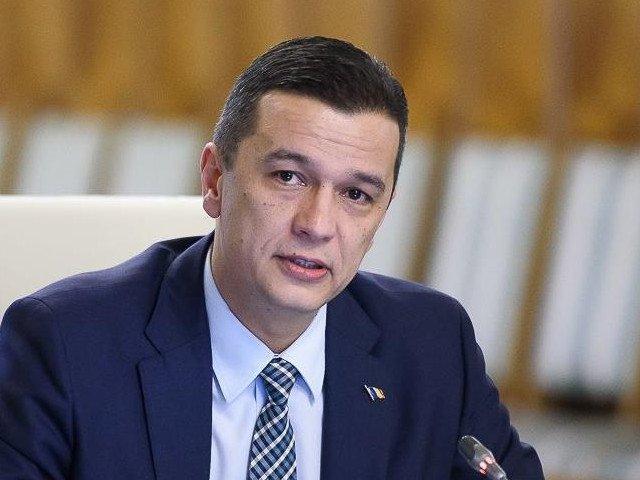 Premierul Sorin Grindeanu se intalneste sambata cu social-democratii din Timis, pentru a le cere sustinerea