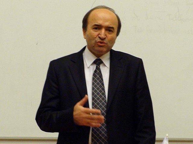 Ministrul Toader anunta sesizarea Inspectiei Judiciare dupa inregistrarile cu Kovesi