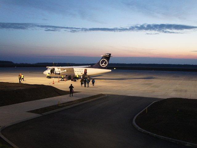 Aeroportul Suceava, certificat pentru respectarea reglemantarilor europene