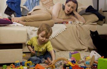 10 probleme din viata de zi cu zi pe care doar o mama le poate intelege