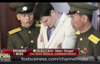 Studentul american, eliberat dupa ce a fost tinut in detentie un an si jumatate in Corea de Nord, a murit