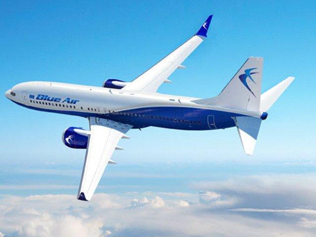 Blue Air: Prima companie din Romania care opereaza Boeing 737 MAX