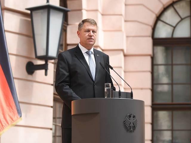 Iohannis: Atrag atentia PSD sa nu introduca in negocieri chestiuni precum autonomia pe criterii etnice