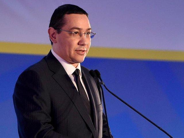 Ponta: Dupa motiune vom avea o criza si mai mare, in Romania