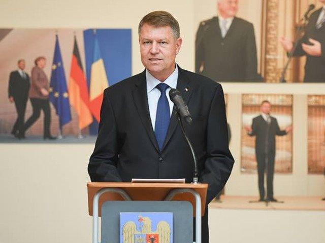 Presedintele Iohannis va convoca pentru luni consultari cu partidele in vederea formarii noului Guvern