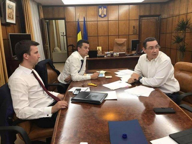 Ponta: Demisiile ministrilor Guvernului Grindeanu sunt irevocabile; se fac de ras revenind intr-un cabinet demis de ei