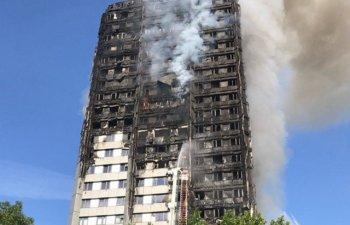 Incendiul Incendiul de la Grenfell Tower, din Londra, a izbucnit de la o combina frigorifica defecta
