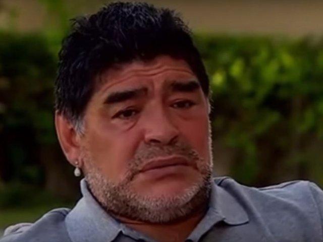 Maradona: Probabil invitatia mea la nunta lui Messi s-a pierdut pe undeva