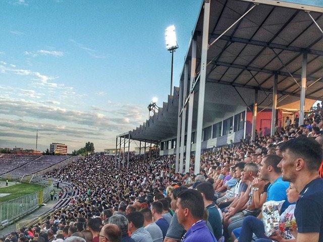 Stadion de lux in Romania: 31.000 de locuri si 50 de milioane de euro