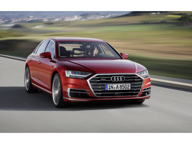 Secretele noului Audi A8: 10 lucruri pe care trebuie sa le stii despre limuzina germana