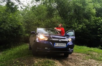 TEST-DRIVE. Honda HR-V, crossover-ul incapator si user-friendly