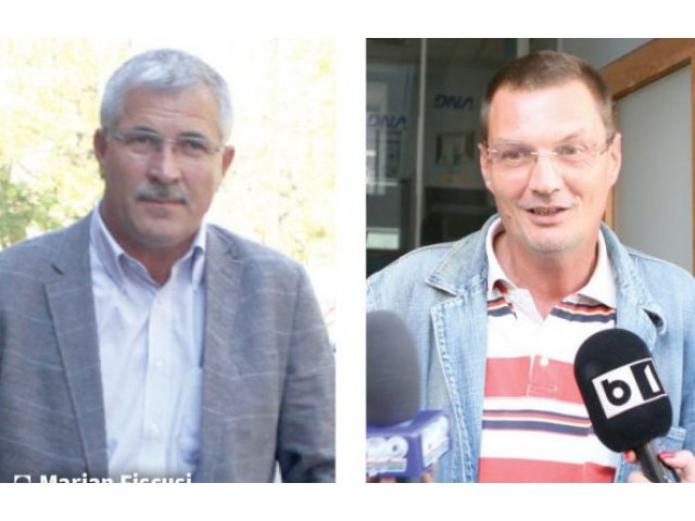 Omul de afaceri Marian Fiscuci si fostul deputat Adrian Simionescu, considerati apropiati ai lui Dragnea, inculpati intr-un dosar de evaziune