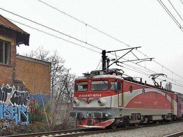 Doua vagoane de marfa au deraiat in statia CF Tandarei. Traficul este blocat, mai multe trenuri fiind afectate