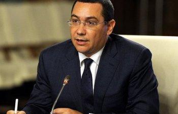 Ponta: Avem nevoie doar de stabilitate legislativa si de un ANAF nepolitizat care sa combata evaziunea fiscala