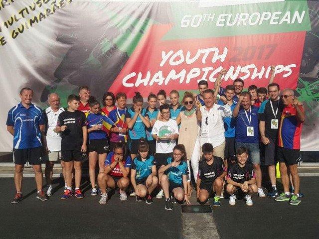 Junioarele noastre sunt in semifinalele Campionatelor Europene de Tenis de Masa