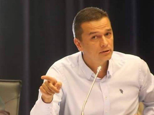Reactia lui Sorin Grindeanu dupa demiterea sefului ANAF