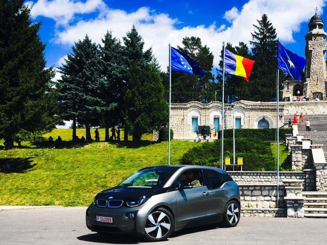 TEST-DRIVE. BMW i3 ne aduce viitorul in prezent