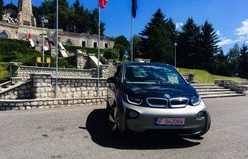 GALERIE FOTO. BMW i3 ne aduce viitorul in prezent