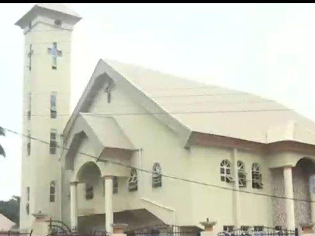 11 oameni au fost ucisi in timpul unei slujbe, intr-o biserica din Nigeria
