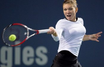 Simona Halep s-a calificat in optimile de finala ale Rogers Cup