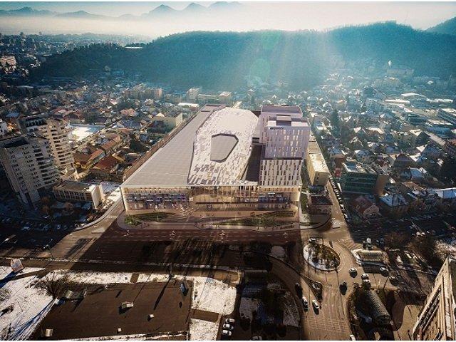 AFI Brasov Mall incepe constructia cu 80% din spatii deja alocate