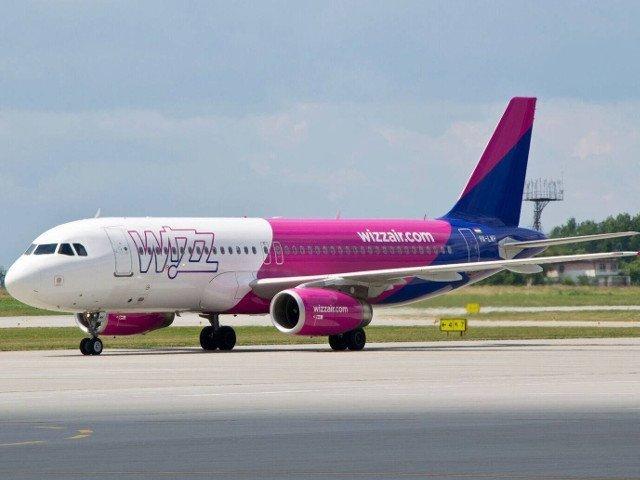 Sibiu: O aeronava Wizz Air s-a intors la sol dupa ce o pasare a lovit unul dintre motoare