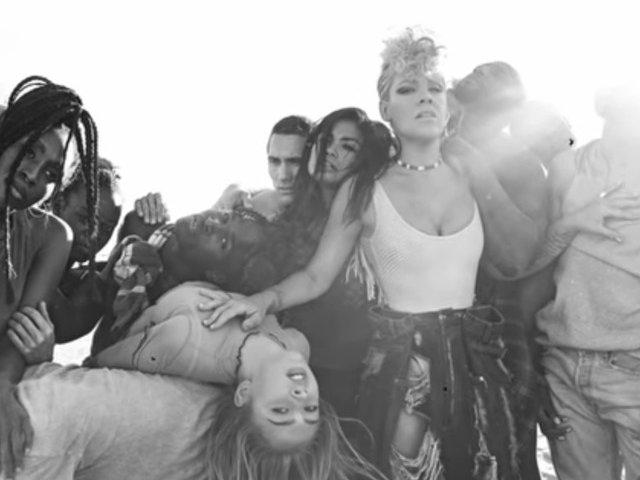[Video] Pink a lansat o noua melodie, primul single de pe cel de-al saptelea album al sau