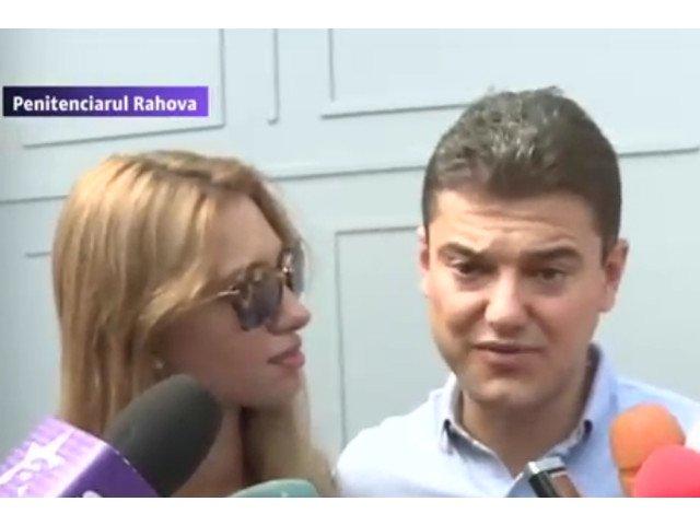 "Cristian Boureanu a iesit din Penitenciarul Rahova: ""A fost greu"""