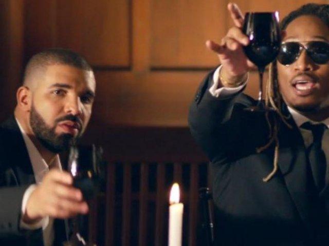 Rapperii Drake si Future, dati in judecata de o femeie care a fost violata la un concert de-al lor
