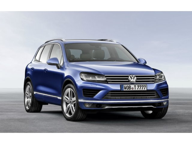 Noua generatie Volkswagen Touareg vine in toamna: va avea versiune plug-in hybrid si interior premium