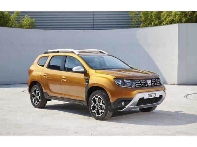 Noul Dacia Duster este aici. Galerie foto cu a doua generație a SUV-ului romanesc
