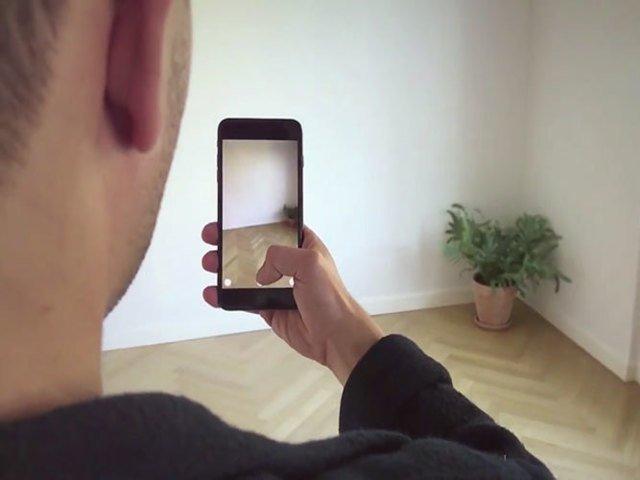 [VIDEO] Aplicatia care iti permite sa-ti planuiesti design-ul casei inainte sa cumperi mobila