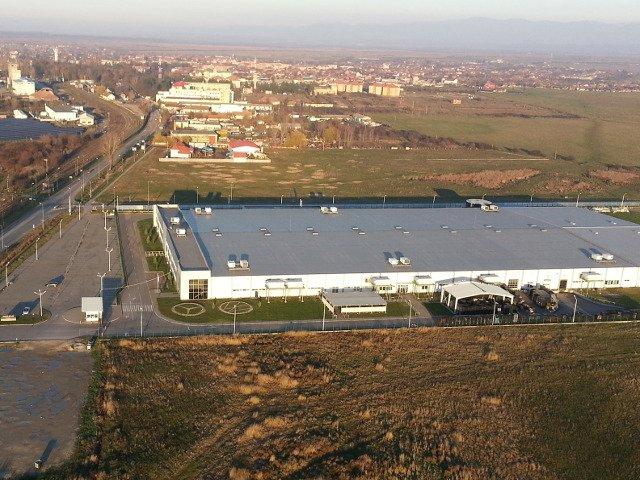 Dezvoltatorul CTP investeste 18 milioane de euro in achizitia a doua parcuri logistice in vestul tarii