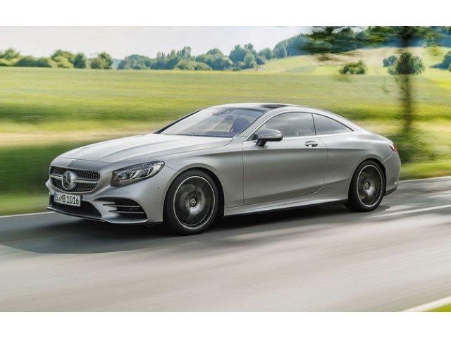 Opulenta are o noua definitie: Mercedes-Benz prezinta Clasa S Coupe si Clasa S Cabrio facelift