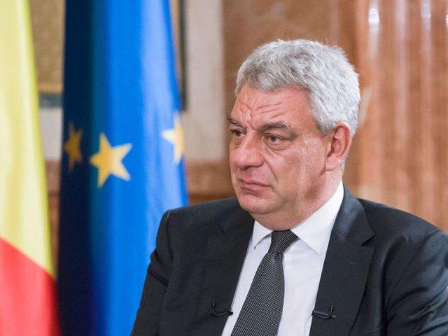 Premierul Mihai Tudose neaga existenta problemelor financiare la MApN
